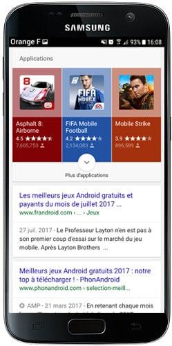 app pack google