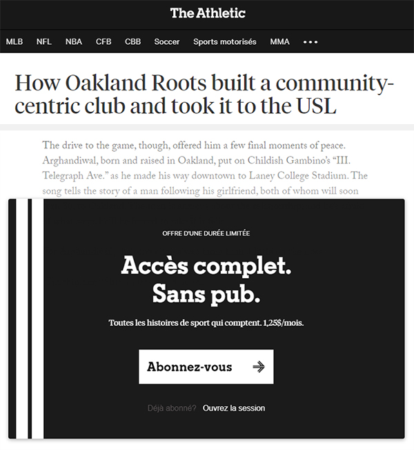 hard paywall lead-in the athletic